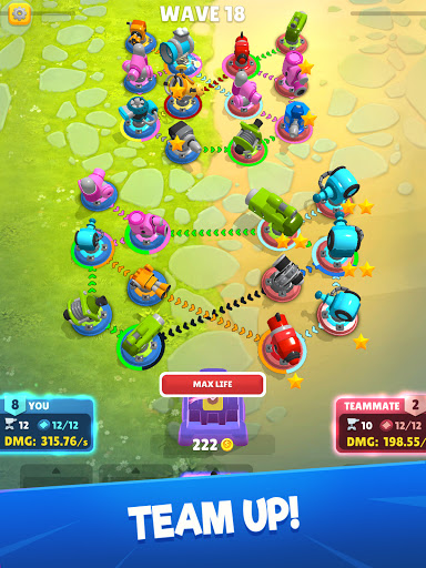 Auto Defense - Play this Epic Real Castle Battler  screenshots 15