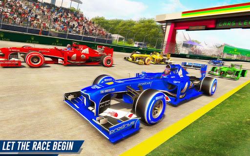 Light Formula Car Racing Games: Top Speed Car Game  Screenshots 5