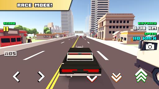 Blocky Car Racer - racing game 1.36 screenshots 11