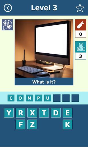 electronics: quiz screenshot 3