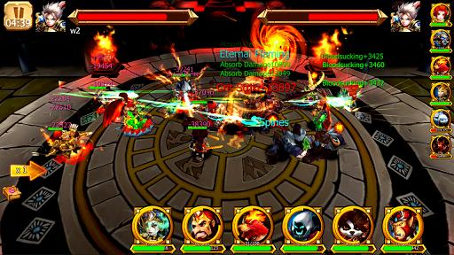 Battle of Legendary 3D Heroes apklade screenshots 2