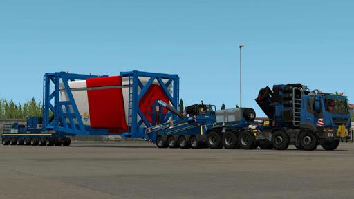 Cargo Real Driving Truck Simulator  screenshots 6