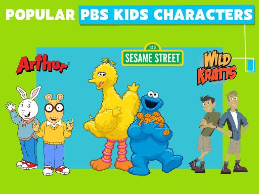 PBS KIDS Games 2.5.1 screenshots 8