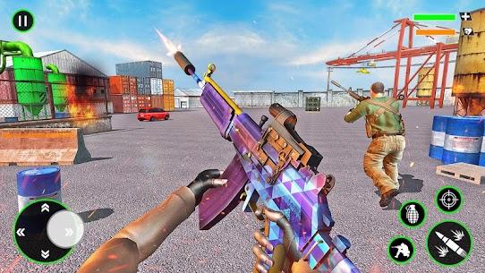 FPS Anti Terrorist Modern Shooter: Shooting Games 5