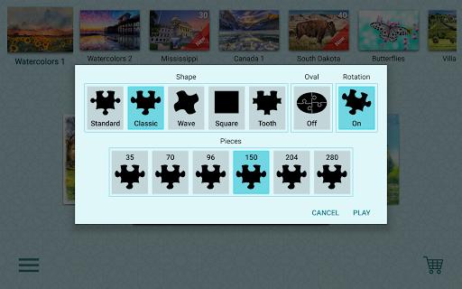 Jigsaw Genius apktram screenshots 5
