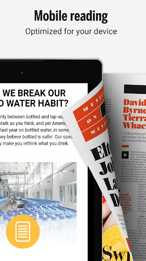 Readly - Unlimited Magazine Reading  screenshots 10