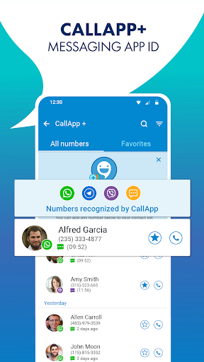 CallApp: Caller ID, Call Blocker & Call Recorder android2mod screenshots 4