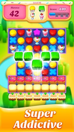 Cookie Amazing Crush 2020 - Free Match Blast 8.8.3 screenshots 5