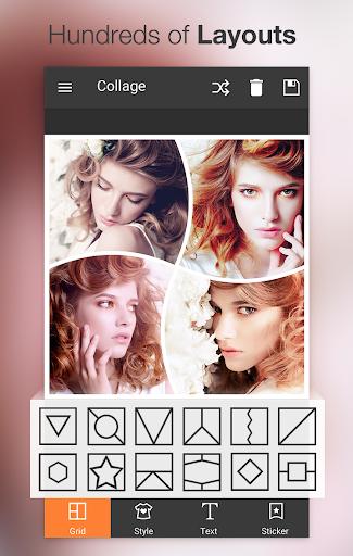 Photo Collage Editor  Screenshots 9