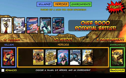 Sentinels of the Multiverse  screenshots 14