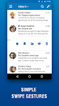 screenshot of Pro Mail