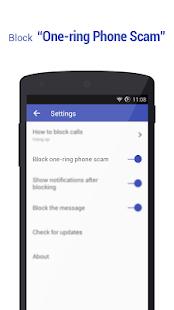 Call Blocker Free - Blacklist and Whitelist