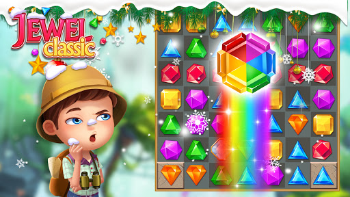 Jewels Classic - Jewel Crush Legend 3.1.0 screenshots 6
