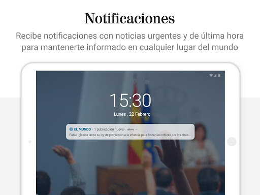 El Mundo - Diario lu00edder online 5.0.24 Screenshots 9