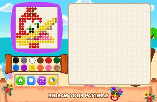 Mosaic Beads Puzzle: Hama Magic 3.2 screenshots 8