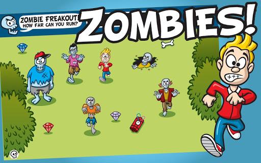 zombie freakout screenshot 2