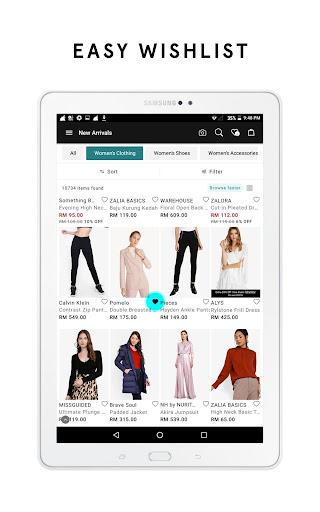 ZALORA - Fashion Shopping 10.5.6 screenshots 23