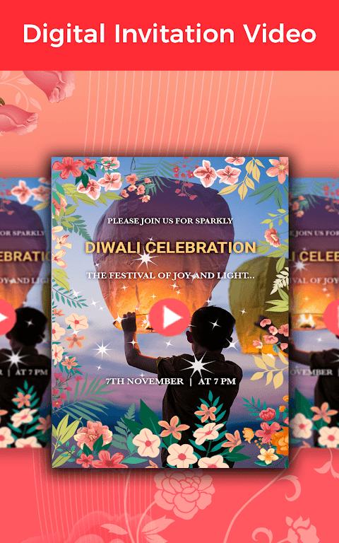 Video Invitation Maker - Create eCards  poster 10