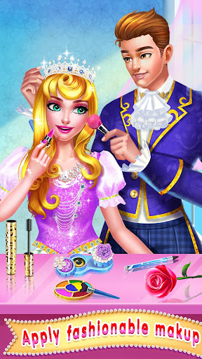 ud83dudc78ud83dudc57Sleeping Beauty Makeover - Date Dress Up  screenshots 10