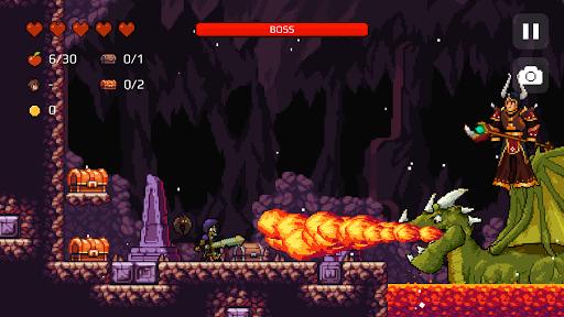 Apple Knight: Action Platformer  screenshots 17