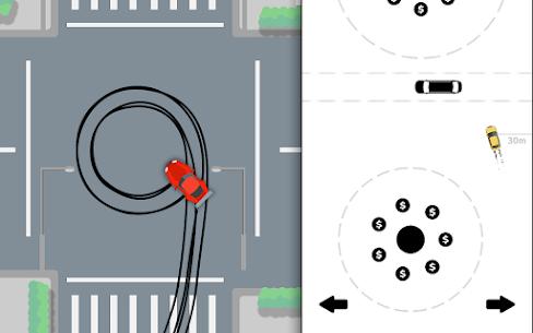 Donuts Drift: Sonsuz Sürüklenen Oyunu Addicting Full Apk İndir 6