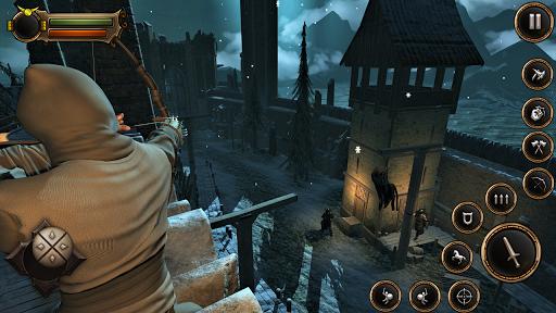 Ninja Hunter Assassin's: Samurai Creed Hero Games  screenshots 1