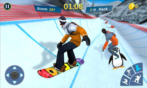 Snowboard Master 3D 1.2.3 screenshots 1