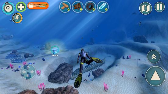 Underwater Survival Simulator  screenshots 1