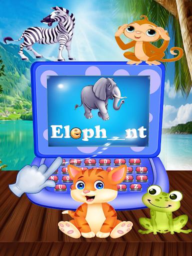 toy computer - kids preschool activities learn screenshot 2