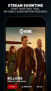 SHOWTIME APK Download For Android 1
