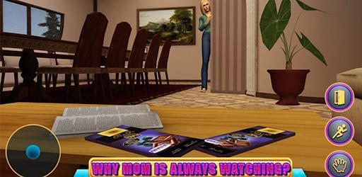 Virtual Mother Simulation :Hello Virtual Mom 3D apk 1.4 screenshots 1