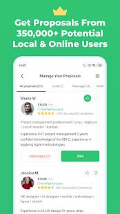 PerkWiz - Find Freelancers & Earn Rewards