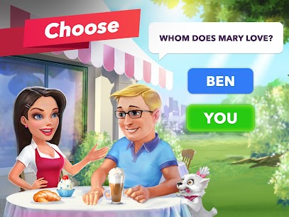 Download My Cafe Recipes & Stories Mod Apk [Unlimited Money/Coins] 6