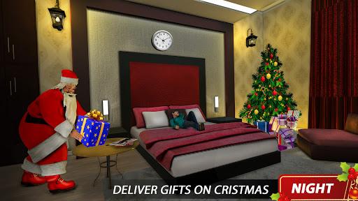 Rich Dad Santa: Fun Christmas Game  Screenshots 4