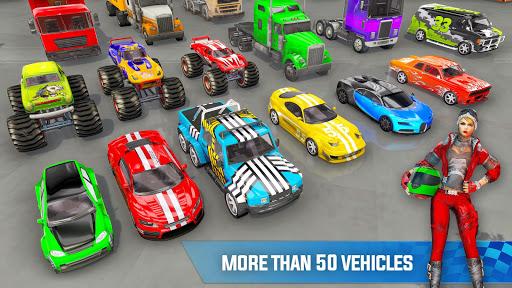 Ultimate Car Stunt: Mega Ramps Car Games android2mod screenshots 17