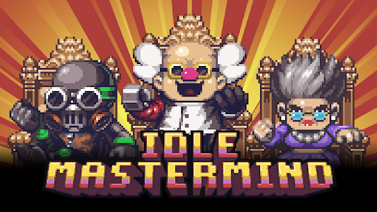 Idle Mastermind MOD (Unlimited Resources) 1