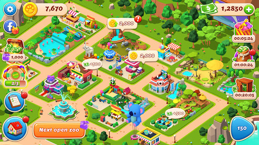 Zoo Tilesuff1aAnimal Park Planner android2mod screenshots 7
