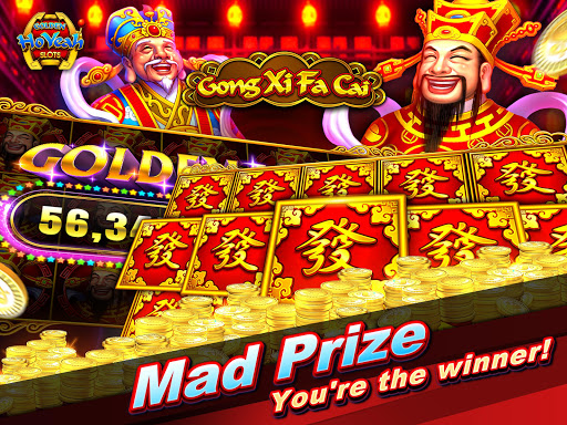 Slots (Golden HoYeah) - Casino Slots 2.5.6 screenshots 10