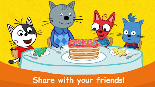 Kid-E-Cats: Cooking for Kids with Three Kittens!  screenshots 6