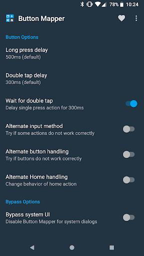 Button Mapper: Remap your keys 1.50 Screenshots 6