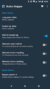 Button Mapper: Remap your keys 1.51 Screenshots 6