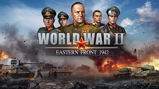 World War 2: WW2 Strategy Games  screenshots 1