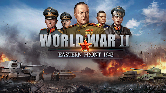 World War 2: WW2 Strategy Games 1
