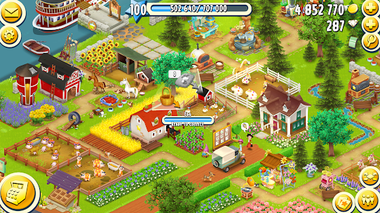 Hay Day APK MOD 1.51.91 (Unlimited Coins/Game/Seeds) 8