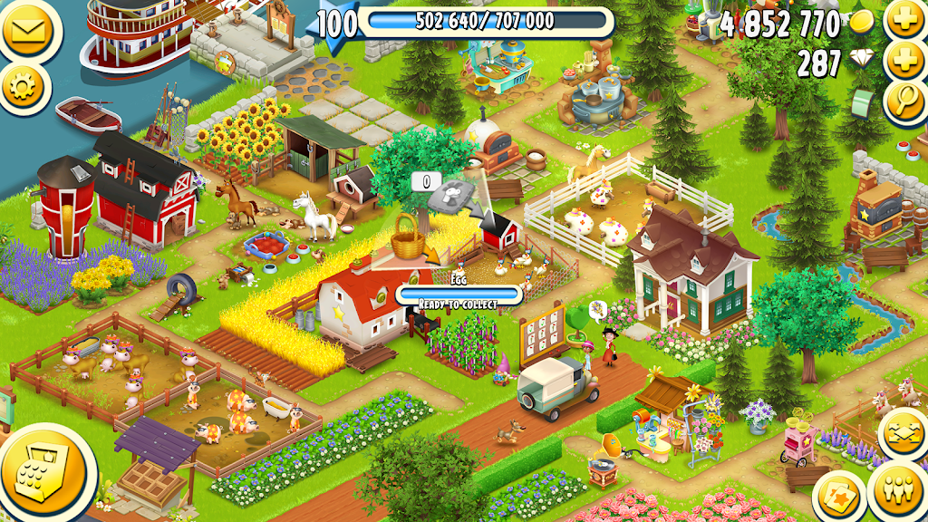 Hay Day poster 7