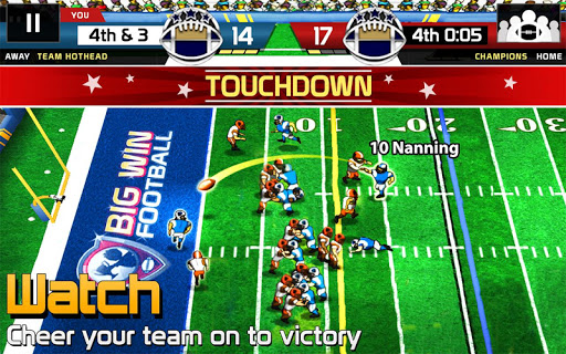 BIG WIN Football 2019: Fantasy Sports Game 1.3.9 screenshots 1