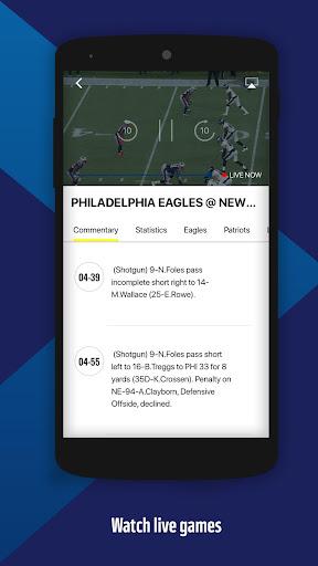 NFL Game Pass International 1.9.1 Screenshots 14