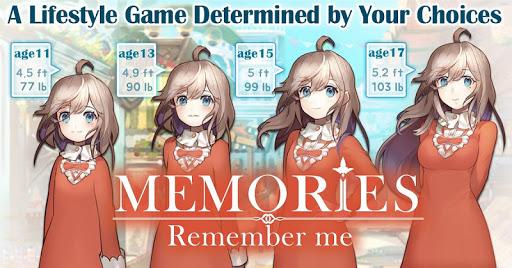Memories: Remember Me  screenshots 1