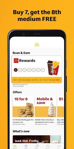 McDonald's Canada 7.2.2 Screenshots 2