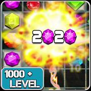 Diamond Rush 2020: Jewel Classic Match 3 Puzzle